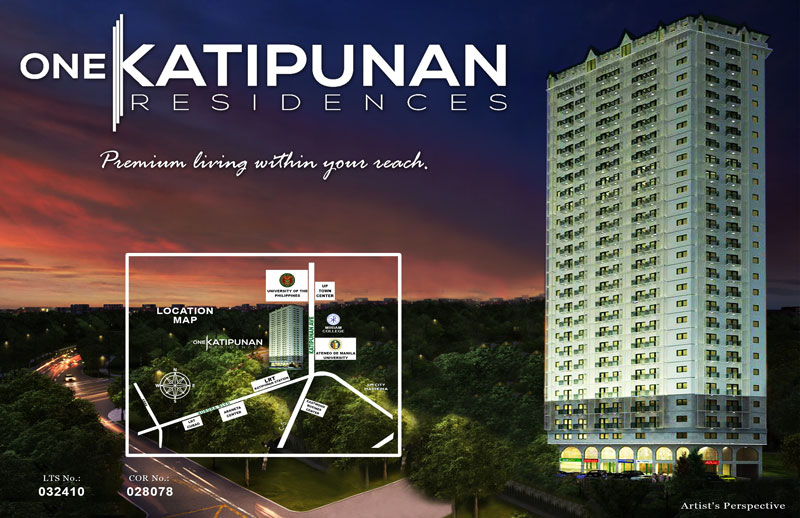 KATIPUNAN FRONT WITH CUTTING-GUIDE